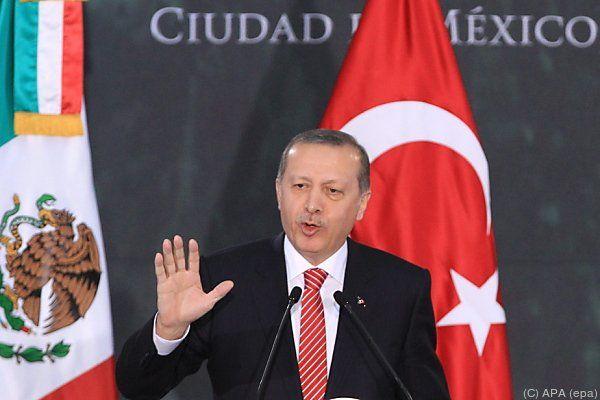 Erdogan greift hart durch