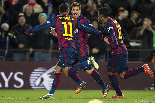 Katalanen siegten 3:2