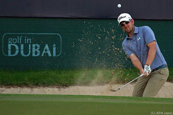 Wiesberger spielte erfolgreiches Turnier in Dubai