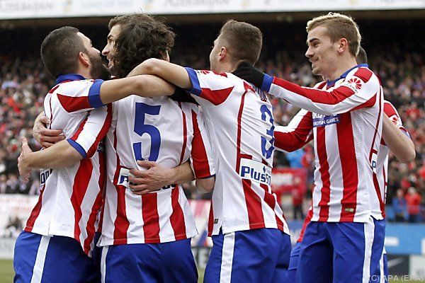 Derby-Triumph für Atletico