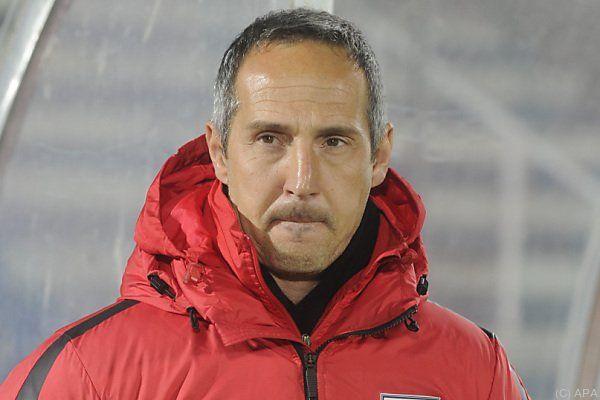Hütter bezeichnet Villarreal als Topmannschaft