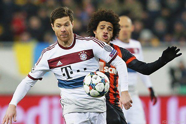 Platzverweis: Schwarzer Tag für Bayern-Star Xabi Alonso