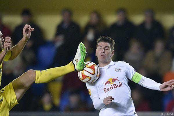 Salzburg gegen Villarreal war hart umkämpft