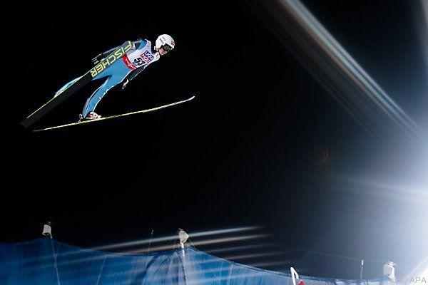 Manuel Poppinger sprang 126 Meter