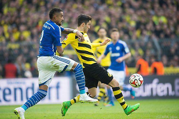 Dortmunds aktive Rolle zahlte sich letztlich doch noch aus