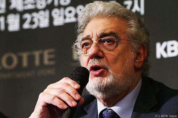 """Galakonzert mit Placido Domingo wird """"eingeschoben"""""""