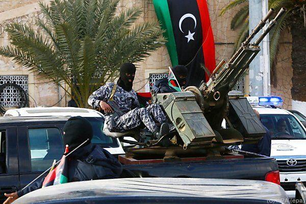 Noch gibt es zwei Regierungen in Libyen