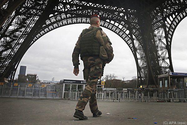 Frankreich geht auf Nummer sicher