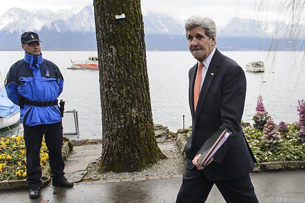 US-Außenminister Kerry will noch wichtige Fragen geklärt haben