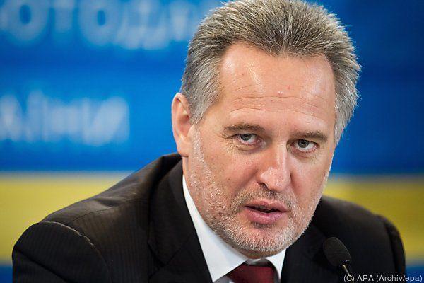Korruptionsvorwürfe gegen ukrainischen Oligarchen Dimitry Firtasch