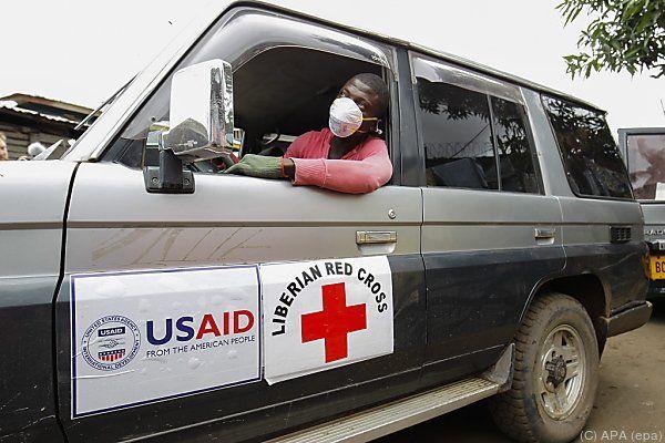 Entwarnung in Liberia