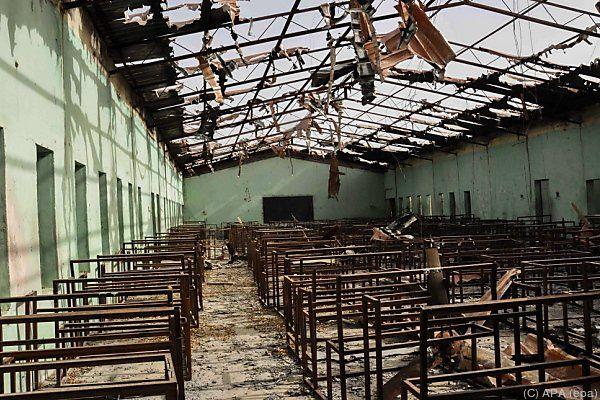 Boko Haram greift oft Schulen an