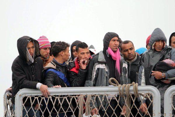 Flüchtlingsdramen nehmen zu