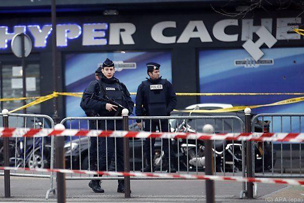 Supermarkt-Anschlag in Paris: Verdächtige aus Umfeld des Attentäters