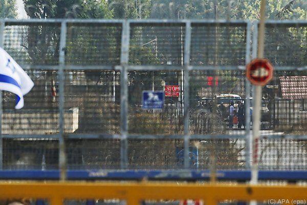 Israel schützt sich mit Grenzanlagen