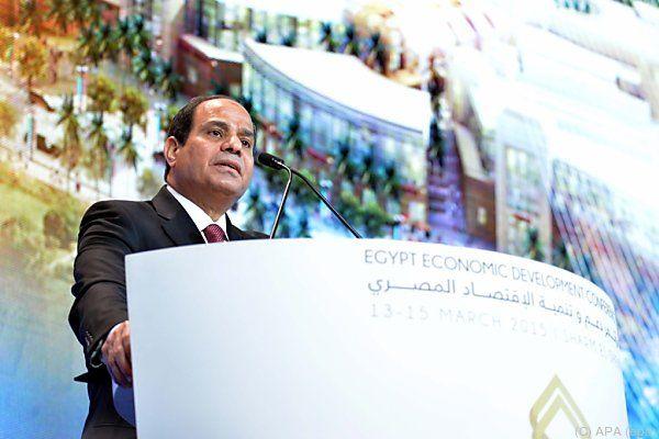Präsident al-Sisi will eine neue Hauptstadt