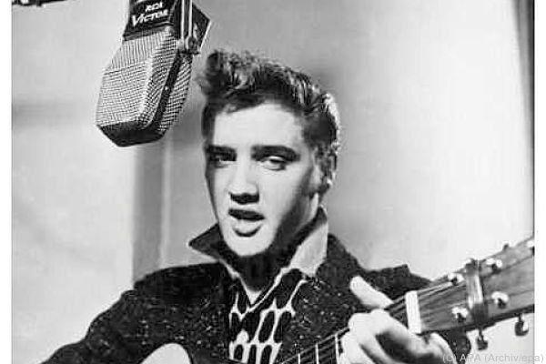 Elvis-Memorabilia kommen unter den Hammer