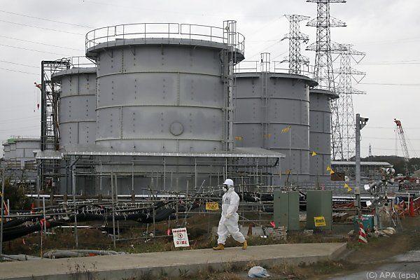 Fukushima glüht offenbar nur noch schwach