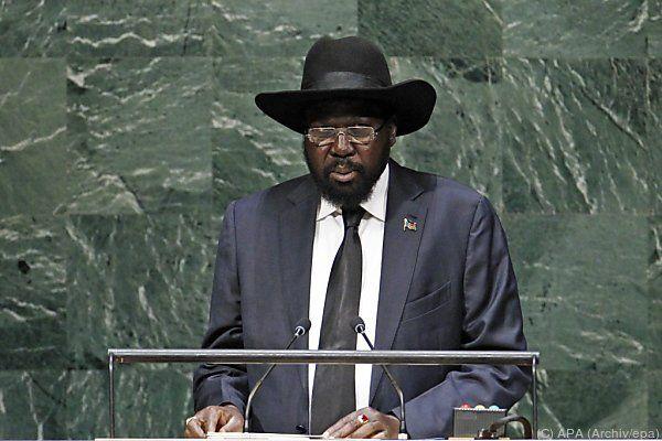 Amtszeit von Kiir um drei Jahre verlängert