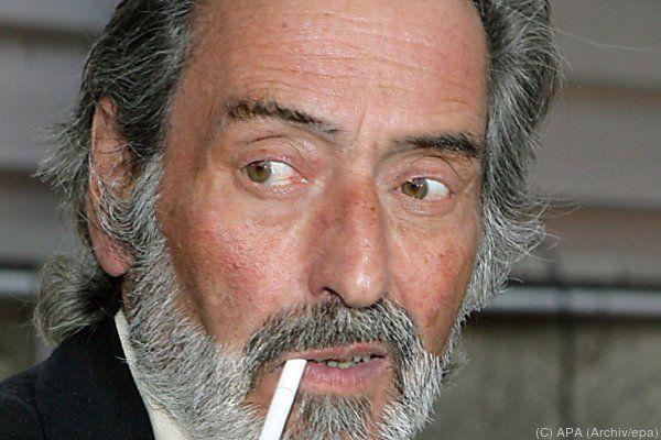 Helmut Dietl litt an Lungenkrebs