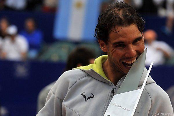 Turniersieg und Verbesserung in der Weltrangliste