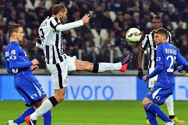Juventus auf Titelkurs