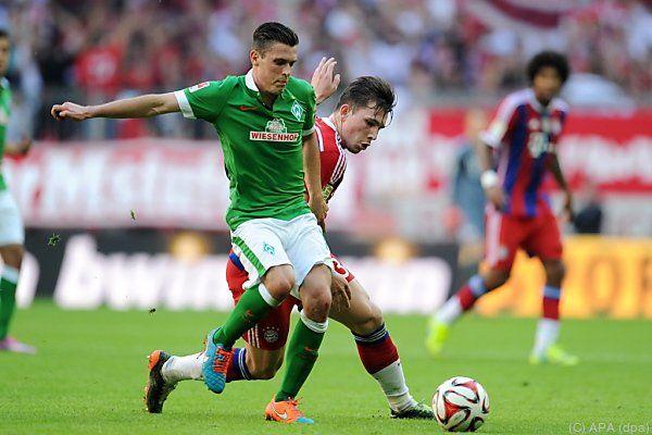 Bremen plötzlich unter den Top-Teams