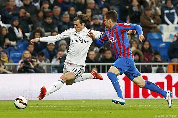 Gareth Bale erzielte beide Treffer