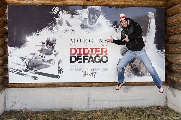 Der Schweizer verabschiedet sich bald in die Ski-Pension