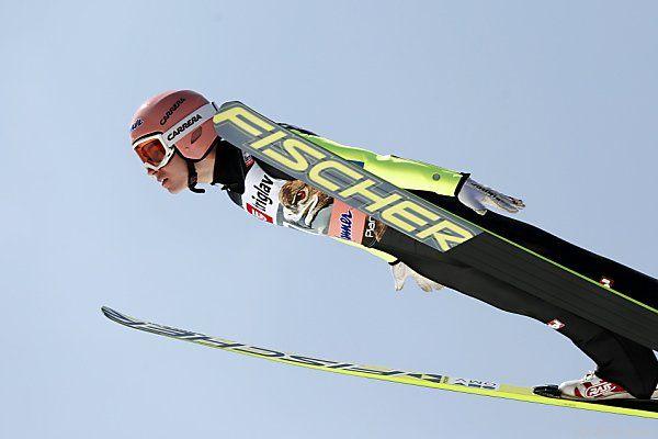 Bestmarke für Stefan Kraft