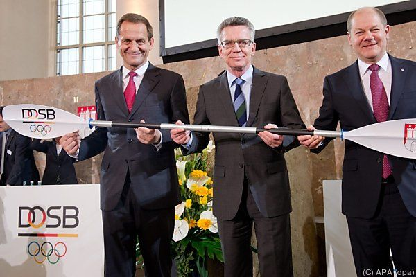 Deutscher Olympischen Sportbund stimmte einstimmig dafür