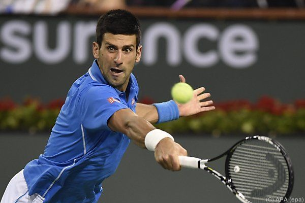 Djokovic ließ Murray keine Chance
