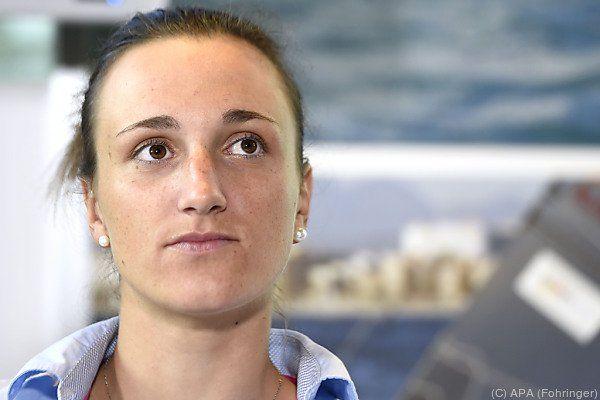 Lara Vadlau wird sich auch diesmal zurückkämpfen
