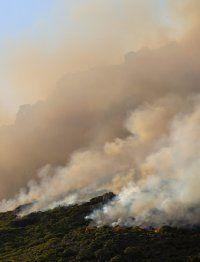 Brände in Südafrika breiten sich weiter aus