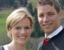 Schild und Raich sind nun im Hafen der Ehe