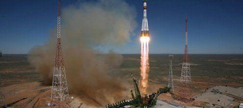 Russischer Raumfrachter außer Kontrolle – Sturz Richtung Erde