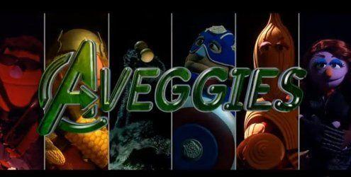 """""""The Aveggies"""" - Kultige Parodie auf Marvel's Superhelden-Hit"""
