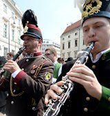 Stufenplan für Umsetzung der Militärmusik-Reform