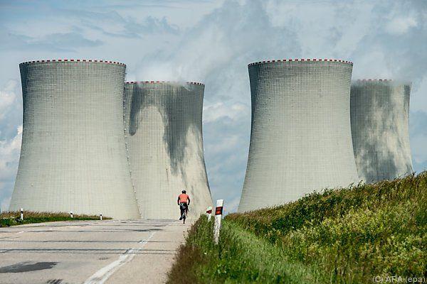 Ein Block des Kraftwerks wurde vom Netz genommen
