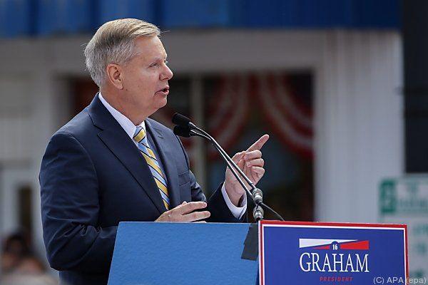 Graham gilt als außenpolitischer Experte