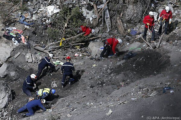 Das Unglück geschah am 24. März