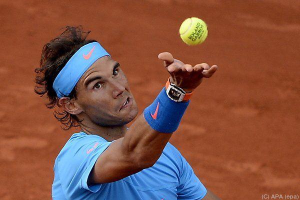 Nadal steht vor seiner vielleicht schwersten Aufgabe in Paris