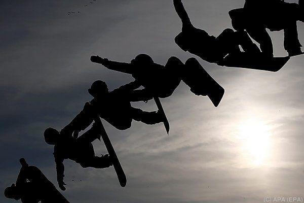 Snowboard-Bewerbe könnten ausgebaut werden