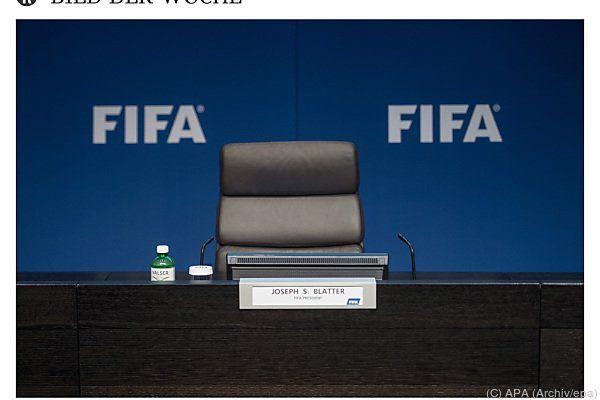 Blatter soll FIFA-Vorsitz sofort abgeben