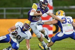 American Football: Raiders und Vienna Vikings mit Heimrecht im Play-off