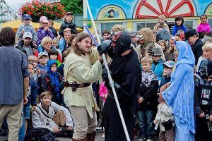 4. Science Fiction Day am 13. Juni 2015 im Wiener Prater