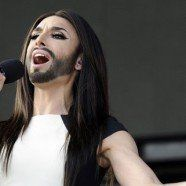 Conchita am Cover des Rolling-Stone