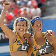 Beach-Volleyball EM: Damentitel geht an deutsches Team Ludwig/Walkenhorst