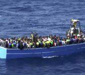 82 Tote Flüchtlinge vor Libyen geborgen