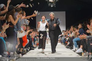 Die Finalshow der Vienna Fashion Week